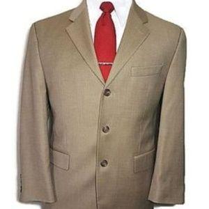 Polo Ralph Lauren Suit Jacket 40 S Wool Mens
